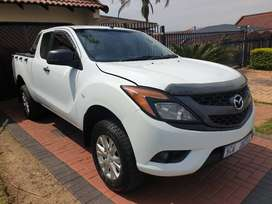 2012 Mazda BT50 2.2 Hipower F/cab