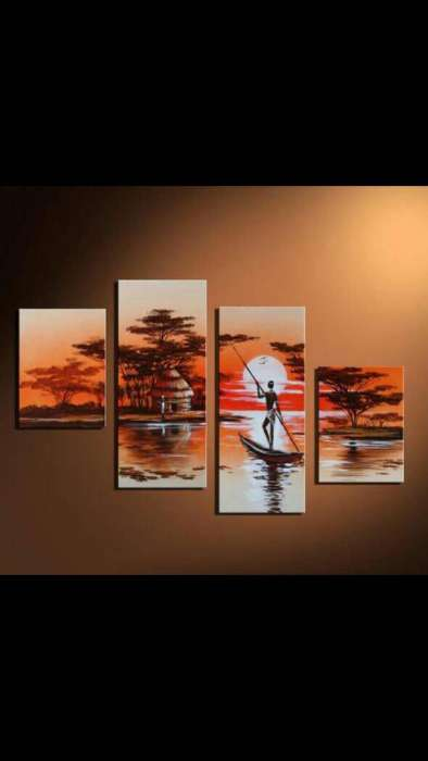 Neat hand painted artworks 0