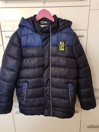 Kurtka zimowa COCCODRILLO rozmiar 146 dla chłopca JAK NOWA!!!