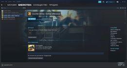 Steam аккаунт / Counter-Strike - Все версии / Half-Life 2: Deathmatch