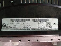 Бортовой монитор BMW e60 e61 09 год