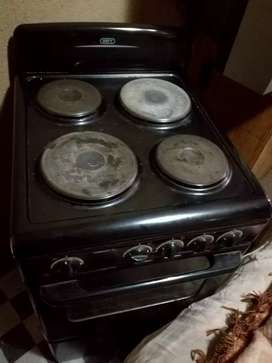 Cheap compact defy stove