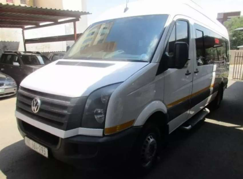 Vw Crafter 0