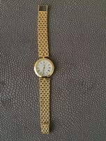 Złoty Zegarek Marki Geneve