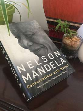 Conversations With Myself | Nelson Mandela Hardcover Book
