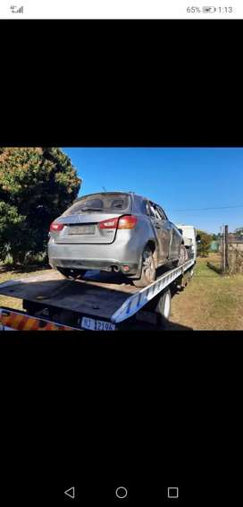 Mitsubishi asx available for parts
