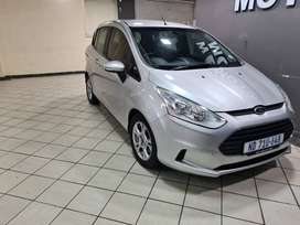 2017 Ford B-Max 1.0 Ecoboost Trend