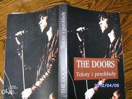 the doors-teksty i przekłady, zdjęcia-w przekładzie jędzeja polaka