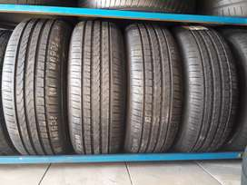 225/60/17 runflat tyres (brand new)