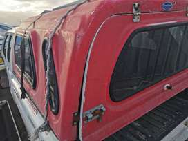 Mitsubishi Colt 2001 double cab canopy for sale