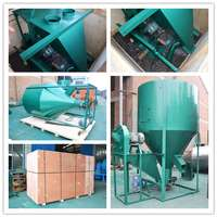 Image of Animals Feed Grinder & Mixer Machines