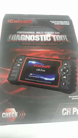 Auto diagnostic ICarSoft CR PRO All Systems Diagnostic tool