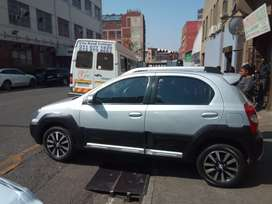 Toyota Etios cross (hatch) 1.5 for SALE