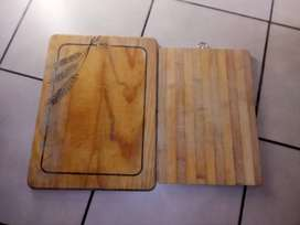 Kitchen cuting boards R30 each