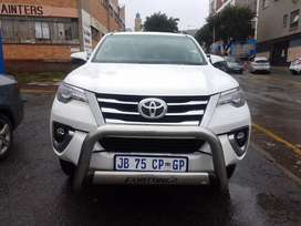 2019 Toyota Fortuner 2.8 GD-6