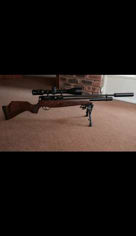 BSA Buccaneer SE (. 22) Air Rifle