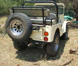 Cj2a willys jeep for sale, no engine, no