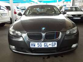 2007 BMW 335 i Engine Capacity with M-Sport and Automatic TransmissioN