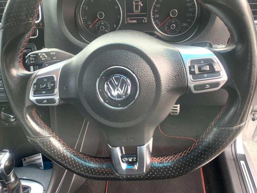2012 VW POLO 1.4 TSI GTI DSG for sal. Contact if interested 0