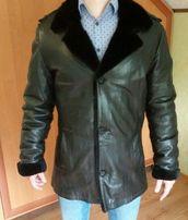 Продам натуральную кожаную дубленку, зимнюю кожаную куртку