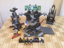 Lego Batman 7783 The Batcave: The Penguin and Mr.Freeze's Invasion