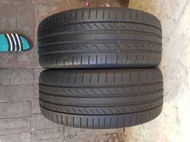 225/40/ R19 Continental Conti Sport Contact Run Flat Tyres