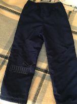 Штаны спортивные для мальчика Puma original
