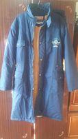 Куртка-пальто мужское зима-осень 54 размера (XL)