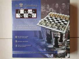 Drinking Games: Shooters Chess. Brand new in a box. Never used.
