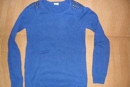 Sweter esprit-S niebieski