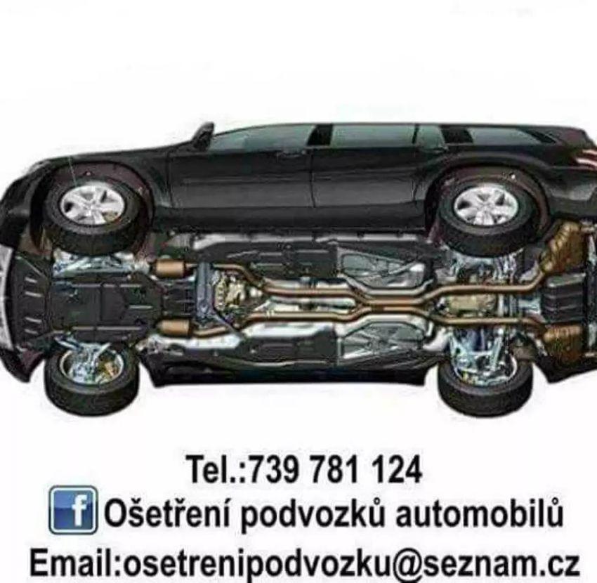 Ošetření podvozků automobilů a dutin 0
