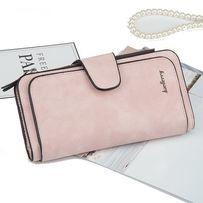Нежный женский кошелек Baellerry FOREVER 2345 портмоне пудрового цвета