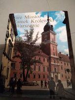 album stare miasto i zamek królewski w warszawie