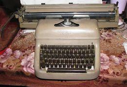механическая печатная машинка OPTIMA