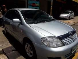 Toyota Corolla Sprint 2007 Manual
