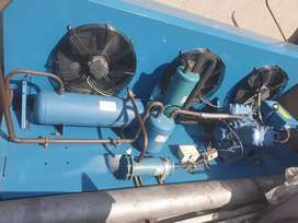 Freezer 15hp Motor and Blowe coil