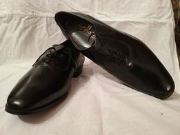туфли , натуральная кожа , Венгрия, винтаж,НОВЫЕ