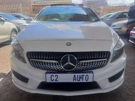 2014 Mercedes Benz A180 1.3 Turbo Charged