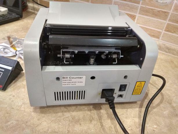 Счетная Машинка для счета Денег 2089 Bill Counter купюросчетная. Одесса - изображение 4