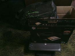 Продам прінтер HP DeskJet 2050 (Прінтер+сканер)