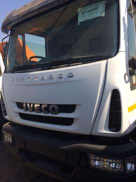 IVECO NEW EUROCARCO 6 CUBE TIPPER