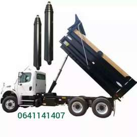 Side tipper hydraulic cylinder repair, sales and manufacturing