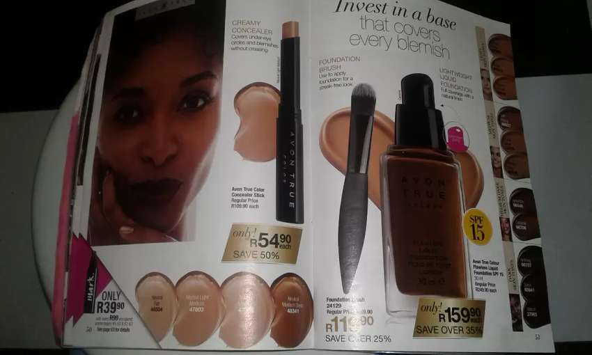 Avon products 0