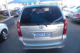 2011 Toyota Avanza 1.5SX VVTi Old Shape 99,000km Leather LIBERTY AUTO