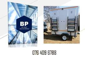 BP Mobile VIP Toilet Fridges Sales & Hire