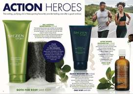 Shzen Natural Beauty Products
