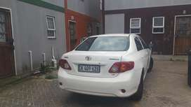 Toyota corolla profession for sale in a very good condition.No time wa