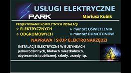 uslugi elektryczne