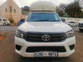 2019 TOYOTA HILUX GD6 Canopy