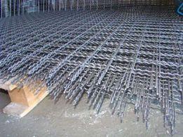 Сетка металлическая сложнорифленная (канилированная) 2,5-5мм .